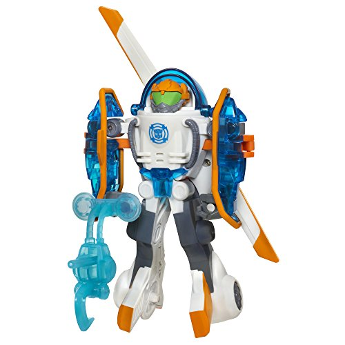 Transformers Playskool Heroes Rescue Bots Blades the Copter-Bot Figure