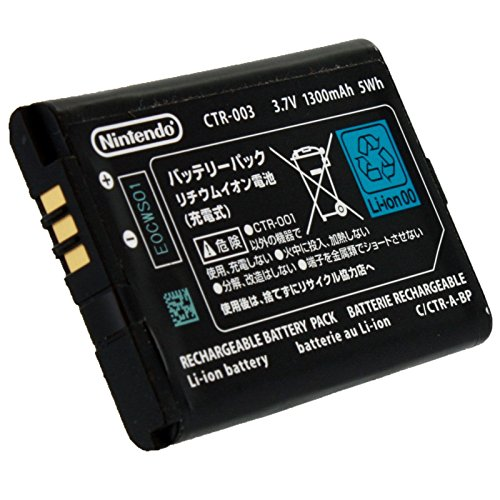 OFFICIAL OEM Nintendo 3DS CTR-003 Rechargeable Battery  (Not compatiable...