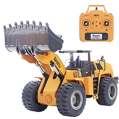 rc Construction vehicles1583 Cars for adults1:14 rc Bulldozer Remote...