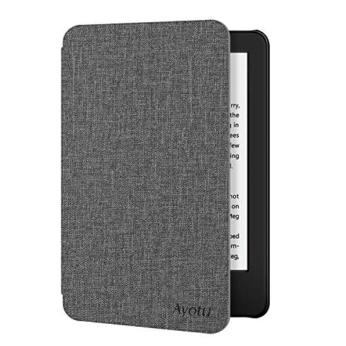 Ayotu Case for All-New Kindle 10th Gen 2019 Release - Durable Cover with...