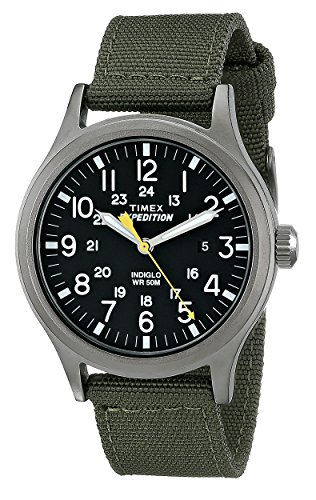 Timex Men's T49961 'Expedition Scout' Watch with Nylon Band