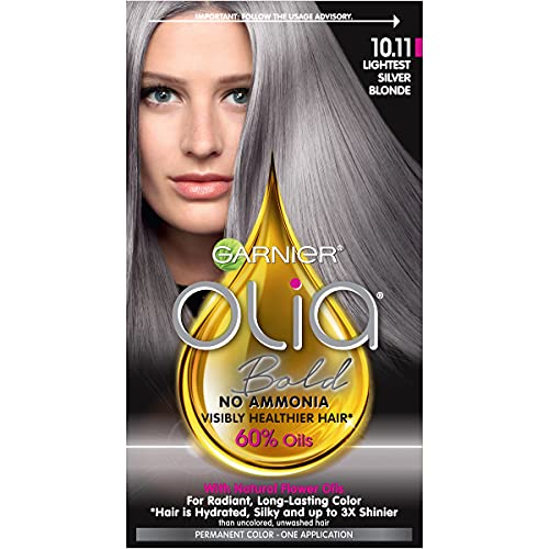 Garnier Bold Collection, Ammonia Free Hair Dye, Permanent Olia Color with...