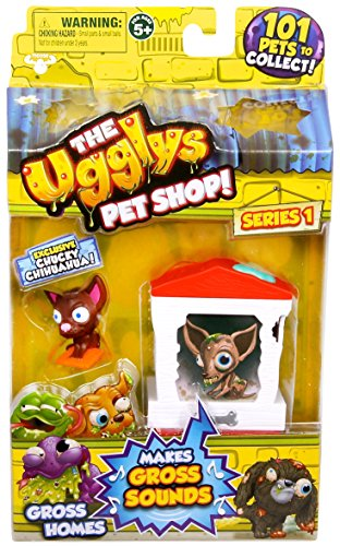 The Ugglys Pet Shop Gross Homes - Styles May Vary