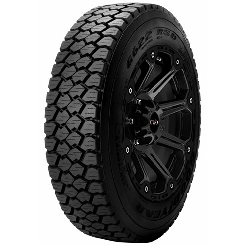 Goodyear G622 RSD Commercial Truck Tire - 225/70-19.5 128N