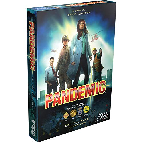 Pandemic Board Game (Base Game) | Family Board Game | Board Game for Adults...