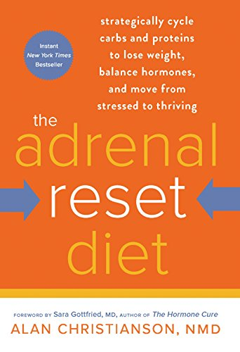 The Adrenal Reset Diet: Strategically Cycle Carbs and Proteins to Lose...
