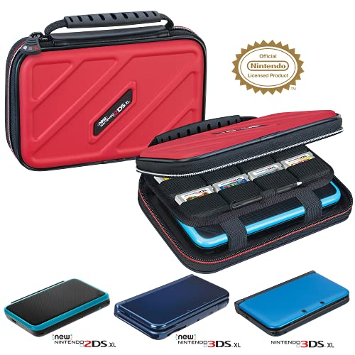 Officially Licensed Hard Protective 3DS XL Carrying Case - Compatiable with...