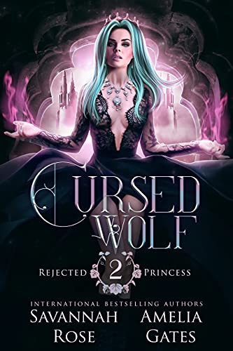 Cursed Wolf: A Rejected Mate Shifter Romance (Once Upon a Rejected Princess...
