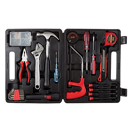 Stalwart - 75-HT1065 Household Hand Tools, 65 Piece Tool Set by , Set...