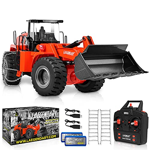 1:14 Scale 22 Channel Full Functional Remote Control Front Loader...