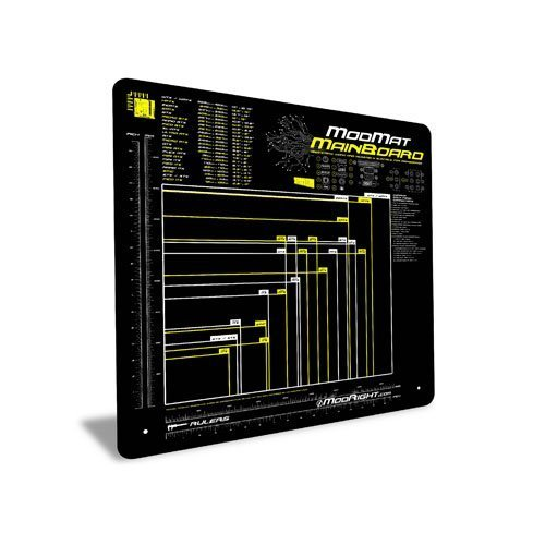 ModRight Mainboard Anti-Static Mod-Mat Work and Assembly Surface (Over 23'...