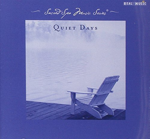 Sacred Spa Series - Quiet Days by Various Artists (2002-01-22)