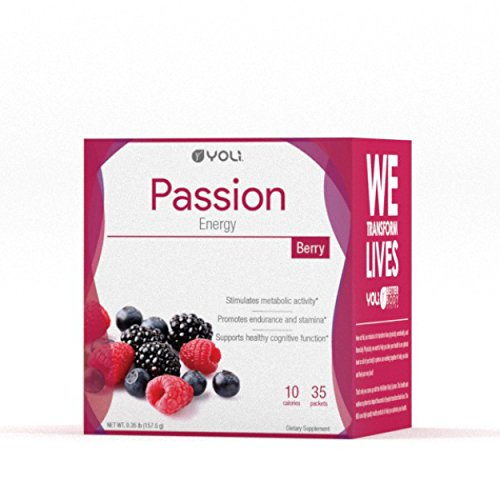 Yoli Passion Berry Packets