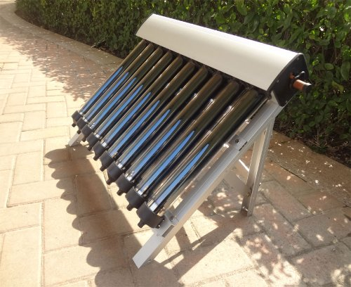 MISOL Solar Collector of Solar Hot Water Heater/with 10 Evacuated...