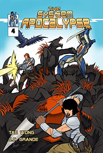 The System Apocalypse Issue 4: A Post-Apocalyptic LitRPG Comic (System...