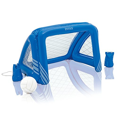 Intex Fun Goals Water Polo Game, 55' X 35' X 32', for Ages 6+