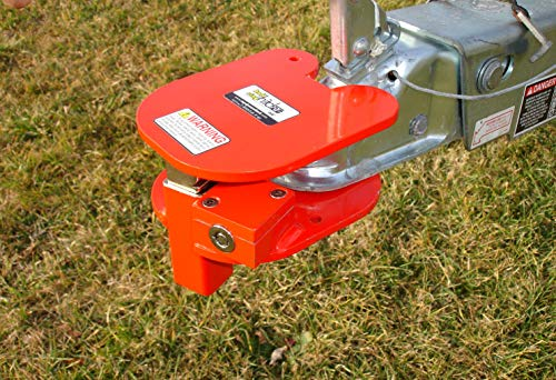 InSite Solutions Equipment Lock BRHL - Steel Ball and Ring Hitch Lock -...