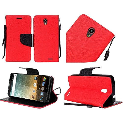 Luckiefind Case Compatible with Kyocera Hydro Wave C6740 / Air C6745,...