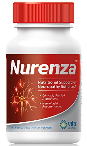 Neuropathy Supplement Nerve Pain Relief Natural R-ALA Form 10x Strength,...