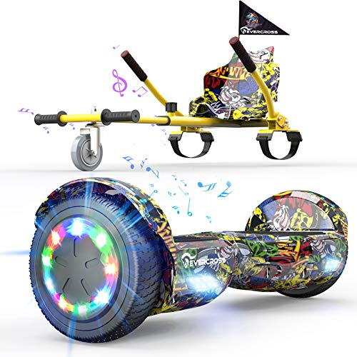 EVERCROSS Hoverboard, Hoverboard for Adults, Hoverboard with Seat...