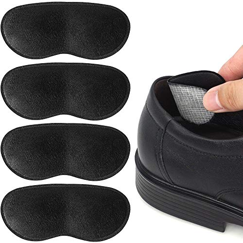 Dr.Foot Heel Grips for Men and Women, Self-Adhesive Heel Cushion Inserts...