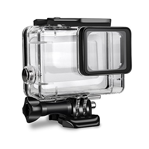 Waterproof Housing Case for Gopro Hero 7 Black 6 5, Protective Rotective...