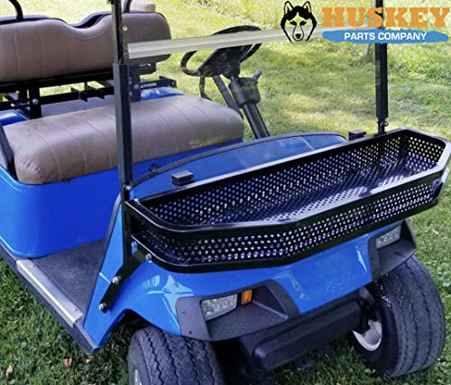 Huskey Parts Company Front Clay/Cargo Basket for EZGO TXT Golf Cart...