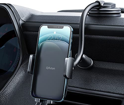 Cell Phone Holder for Car Phone Mount Long Arm Dashboard Windshield Car...