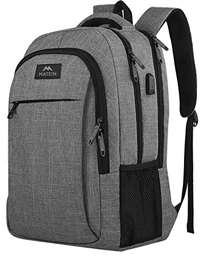 Matein Travel Laptop Backpack, Business Anti Theft Slim Durable Laptops...