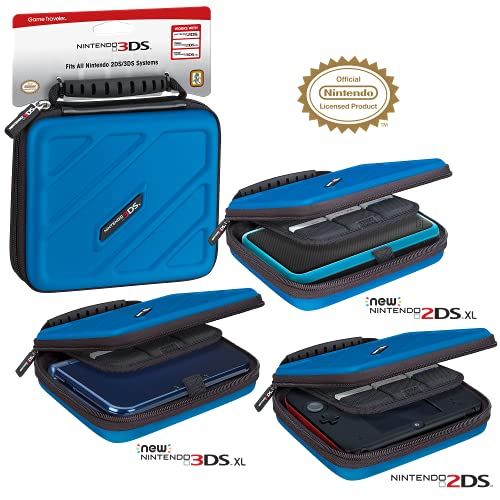 Officially Licensed Hard Protective 3DS Carrying Case - Compatiable with...