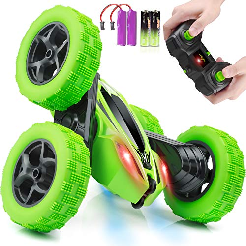 Remote Control Car, ORRENTE RC Cars Stunt Car Toy, 4WD 2.4Ghz Double Sided...