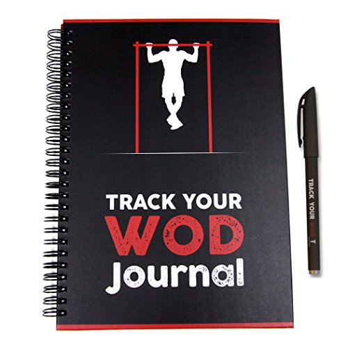 Track Your WOD Journal - The Ultimate Cross Training Workout Tracking...