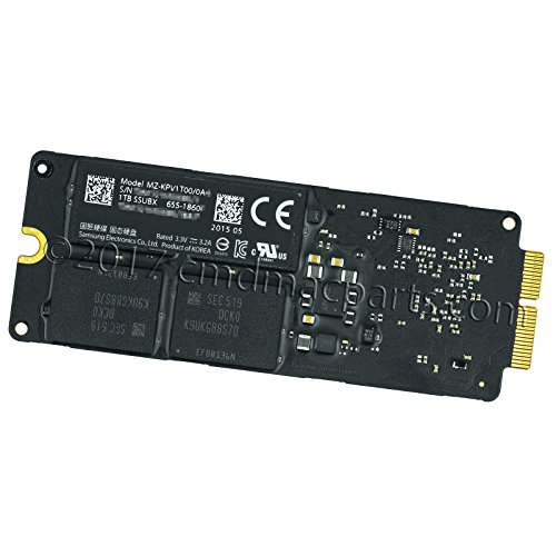 Odyson - 1TB SSD (PCIe 3.0 x4, SSUBX) Replacement for MacBook Pro 13'...
