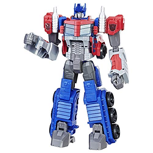 Transformers Toys Heroic Optimus Prime Action Figure - Timeless Large-Scale...