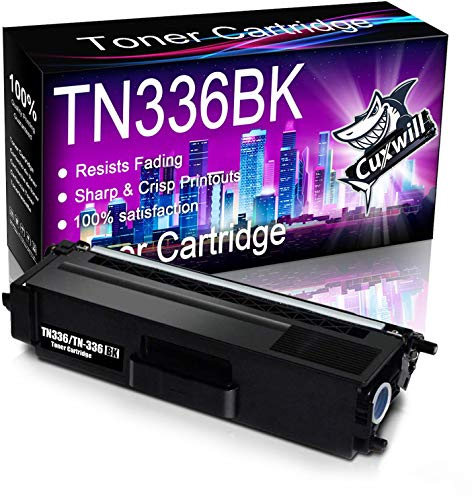 Cuxwill Compatible Toner Cartridge Replacement for Brother TN336 TN-336...