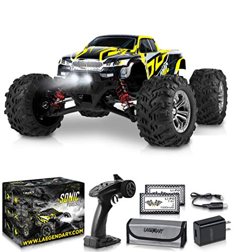 1:16 Scale Large RC Cars 40+ kmh Speed - Boys Remote Control Car 4x4 Off...