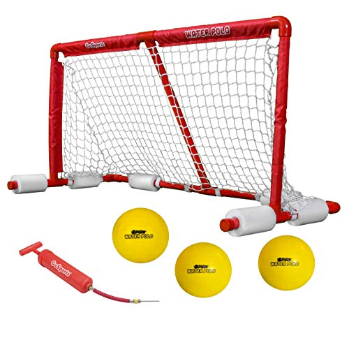 GoSports Floating Water Polo Game Set - Must Have Summer Pool Game -...