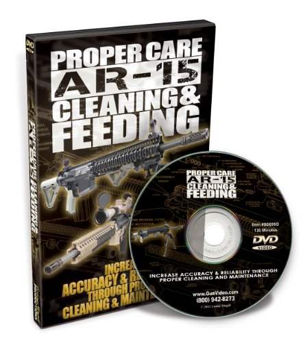 Proper Care, Maintenance and Feeding of Your AR-15