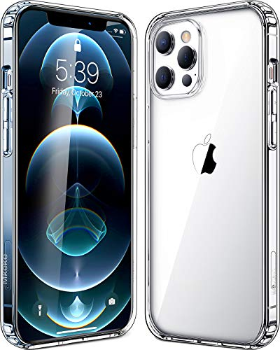 Mkeke Compatible with iPhone 12 Pro Max Case, Compatible with iPhone 12 Pro...