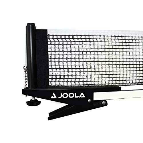 JOOLA Premium Inside Table Tennis Net and Post Set - Portable and Easy...