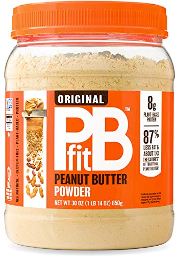 PBfit All-Natural Peanut Butter Powder, Powdered Peanut Spread From Real...
