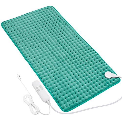 Heating Pads for Back Pain,18'x33' Large Electric Heating Pads with Auto...