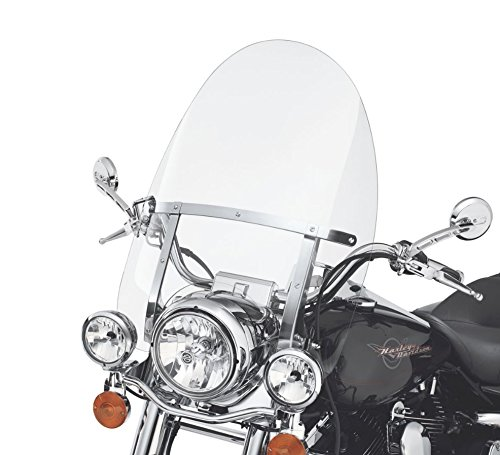 Clear Detachable Quick Release Windshield 29'' x 22'' Compatible With...