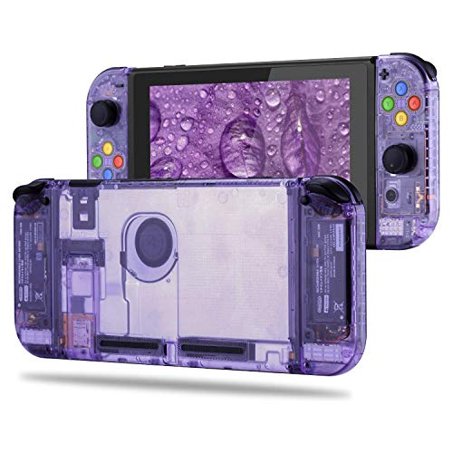 BASSTOP [Update Version] DIY Replacement Housing Shell Case Set for Switch...