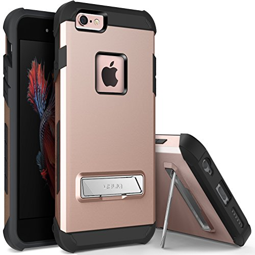OBLIQ iPhone 6S Plus Case, [Skyline Advance][Rose Gold] with Magnetic...