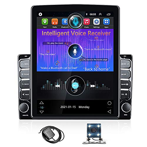 Android Double Din Car Radio GPS Navigation with NEXAI Intelligent Voice...