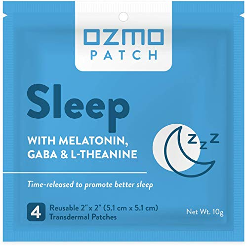 Ozmo Patch Sleep Patch Natural Sleep Aid Encourages Insomnia Relief and...