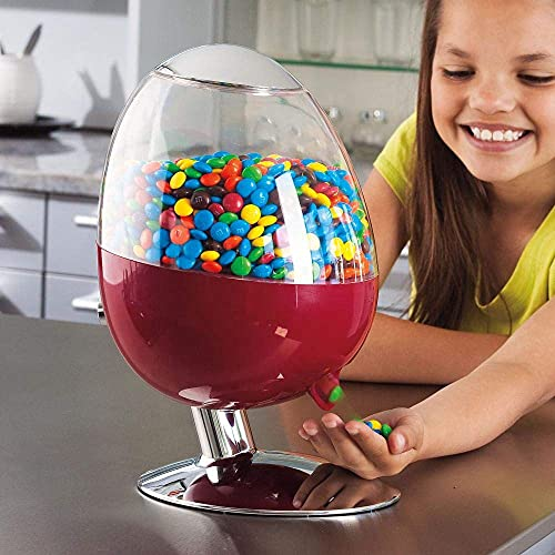 Automatic Treat dispenser Motion Activated Touch-free Dispenser Gumball...