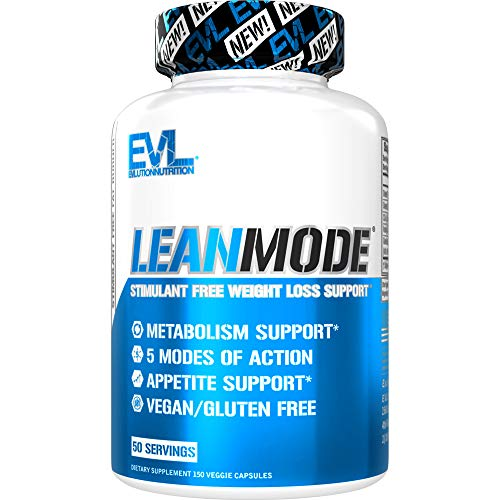 Evlution Nutrition Lean Mode - Complete Stimulant-Free Weight Loss Support...
