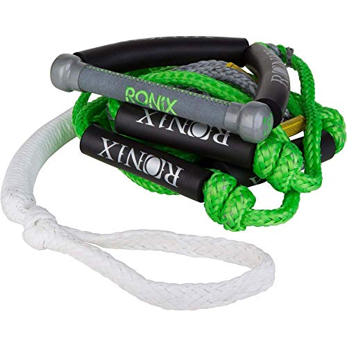 Ronix Bungee Surf Rope - 25ft 5-Section (Green)